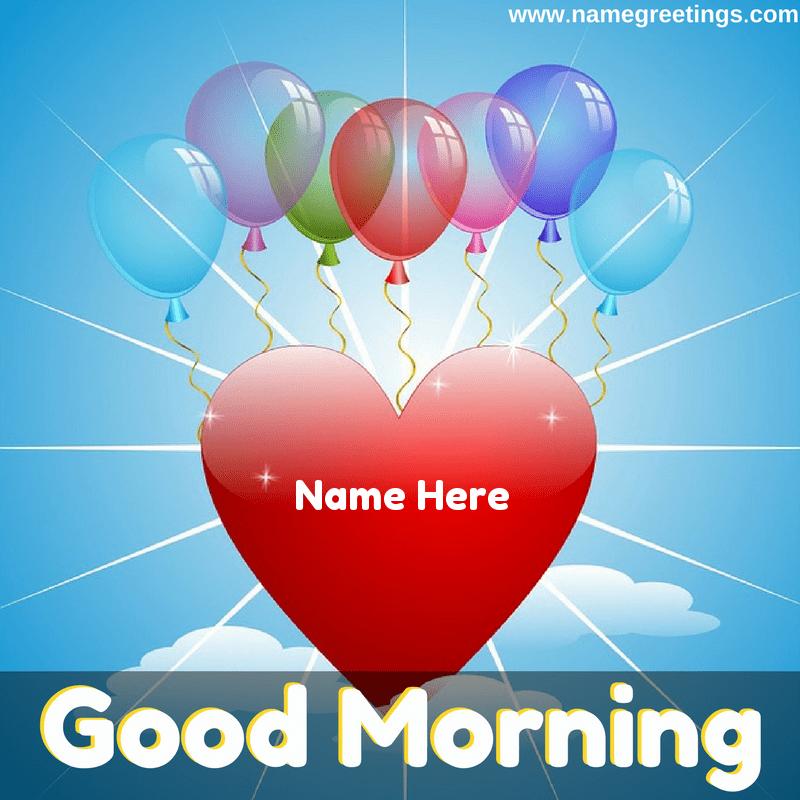 Good Morning Japanese Greeting : Write name on happy ram navami hindi greeting card